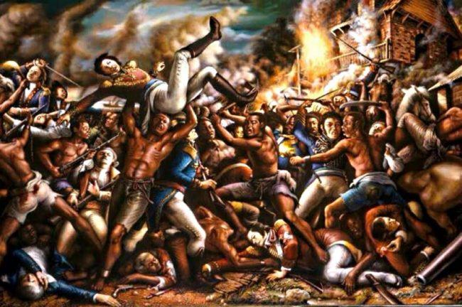 """""""Retaliation, Fear of 1804"""""""